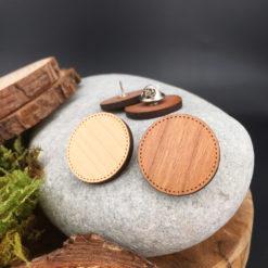Le pin's bois 100% personnalisables