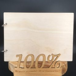 menu bois 100% personnalisable ensemble