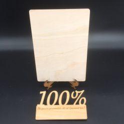 menu bois 100% personnalisable