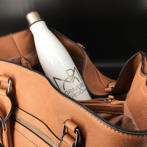 bouteille artik blanche