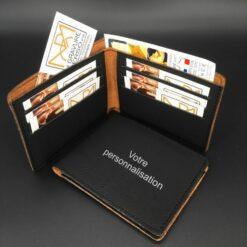 idée de personnalisation porte carte