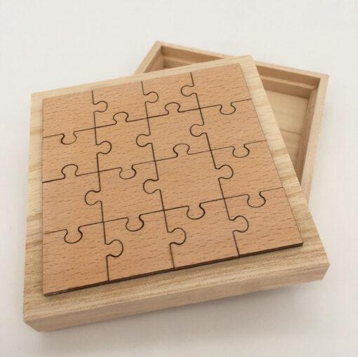 boite puzzle 100% personnalisable détail puzzle