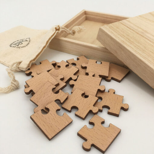 boite puzzle 100% personnalisable détail