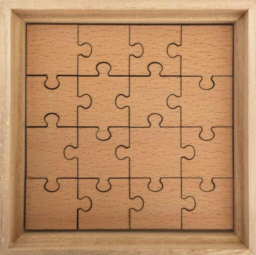boite puzzle intérieur bois