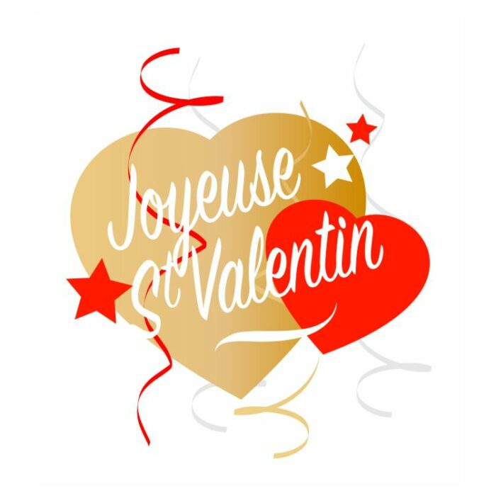 Saint Valentin image d'illustration blog