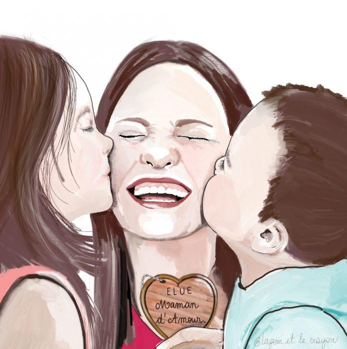 visuel fête des mères