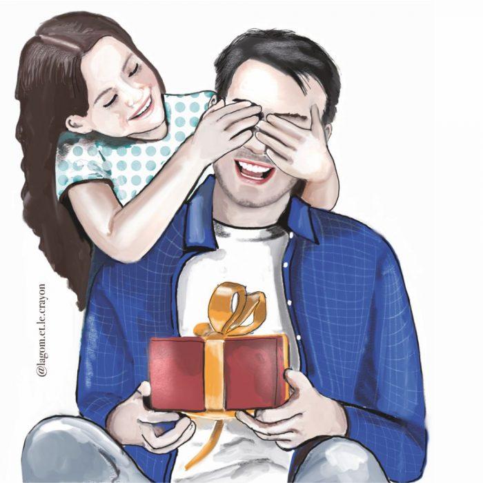 visuel fête des pères